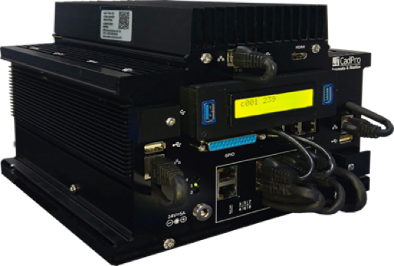 Rugged Industrial Clustering Computer CPR – RICC – xx-2.0